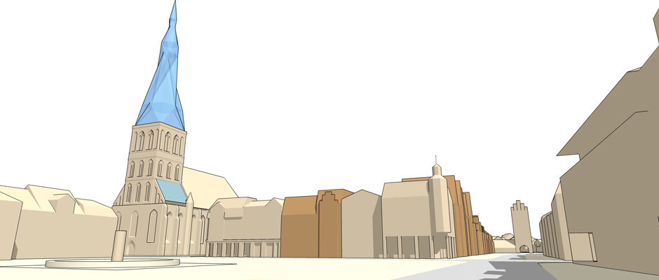 Grafik Architekturfabrik Neubrandenburg